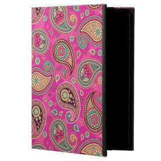 Paisley pattern cute girly pink elegant powis iPad air 2 case