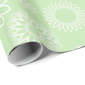 Paisley Pattern  Pastels Wrapping Paper