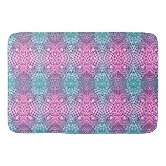Paisley Purple Bath Mat