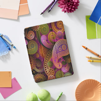 Paisley Purple iPad Air Cover
