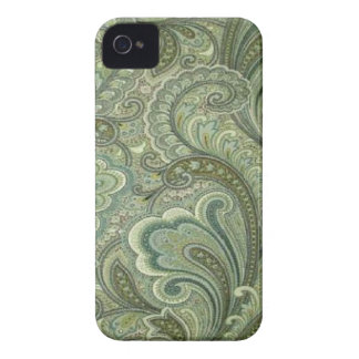 Paisley Sage Case-Mate iPhone 4