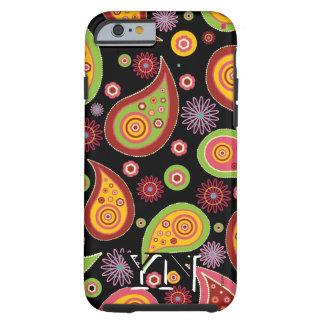 Paisley Tough iPhone 6 Case