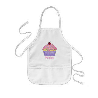 Paisley's Personalized Cupcake Apron