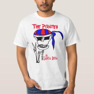 Paix Santa Rosa de pirates T-shirt