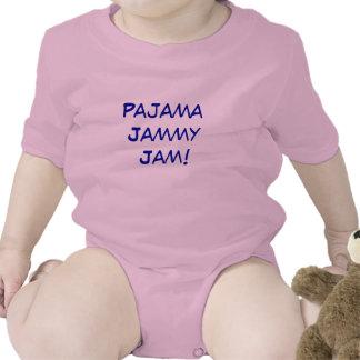Pajama Jammy Jam! Bodysuits