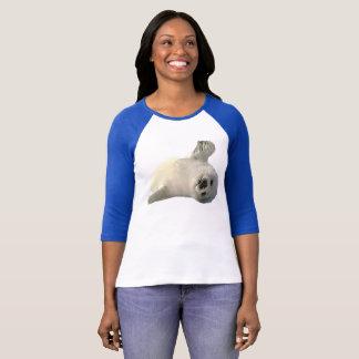 Pajamas with seal baby T-Shirt
