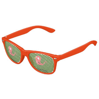 Pajarito-rooster-2400px Kids Sunglasses