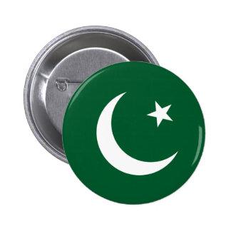 Pakistan 2 Inch Round Button
