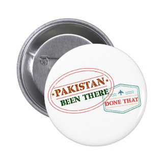 Pakistan Been There Done That 2 Inch Round Button