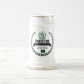Pakistan Beer Stein