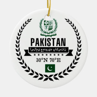 Pakistan Ceramic Ornament