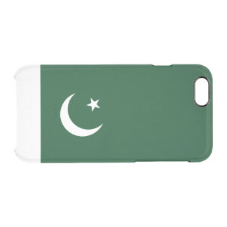 Pakistan Clear iPhone Case