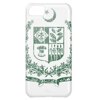 Pakistan Coat Of Arms iPhone 5C Cases