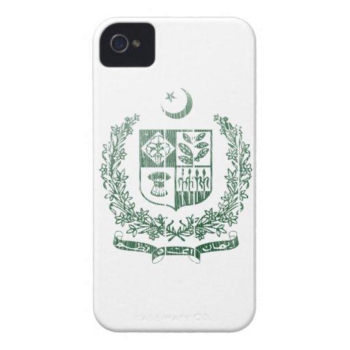 Pakistan Coat Of Arms Blackberry Cases