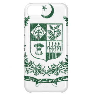 Pakistan Coat Of Arms Case For iPhone 5C