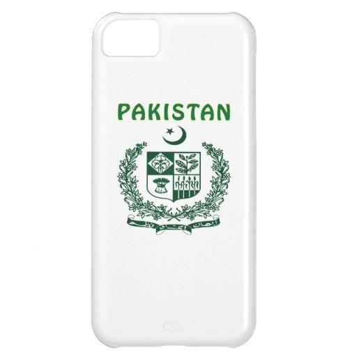 PAKISTAN Coat Of Arms iPhone 5C Cases