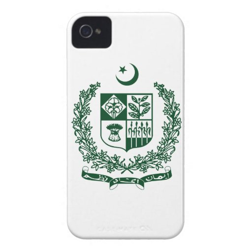Pakistan Coat Of Arms Blackberry Bold Cases