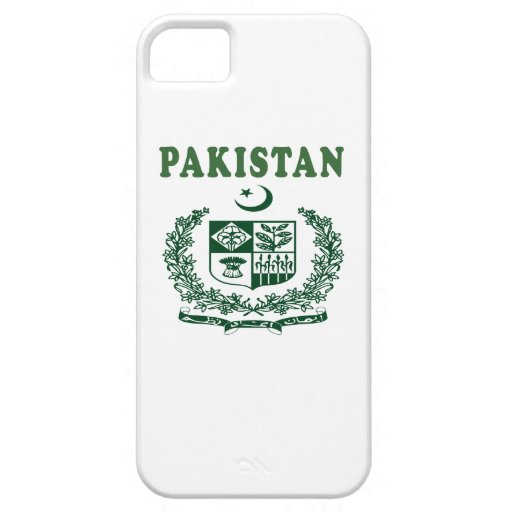 Pakistan Coat Of Arms Designs iPhone 5 Cover