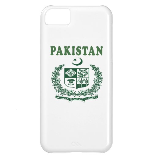 Pakistan Coat Of Arms Designs iPhone 5C Cases