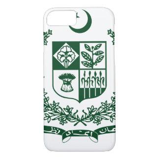 Pakistan Coat Of Arms iPhone 7 Case