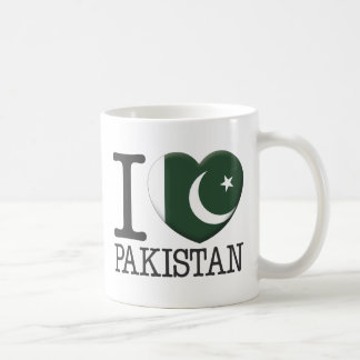 Pakistan Coffee Mug