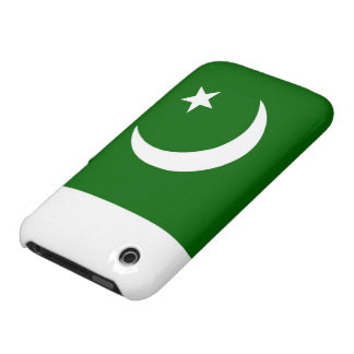 pakistan country flag case iPhone 3 covers