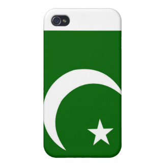 pakistan country flag case iPhone 4/4S cases