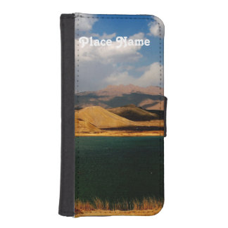 Pakistan Countryside Phone Wallet Case