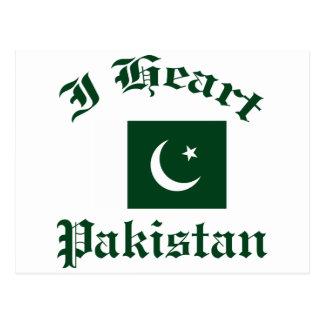 Pakistan Design Postcard