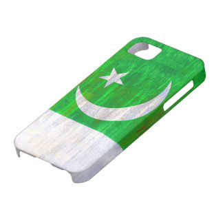 Pakistan distressed Pakistani flag Case For The iPhone 5