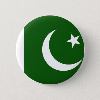 Pakistan Flag 2 Inch Round Button