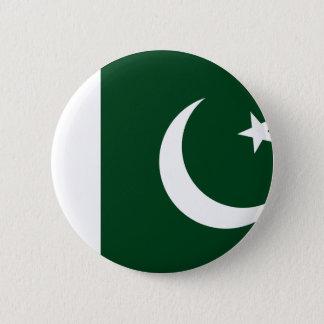 Pakistan Flag 2 Inch Round Button