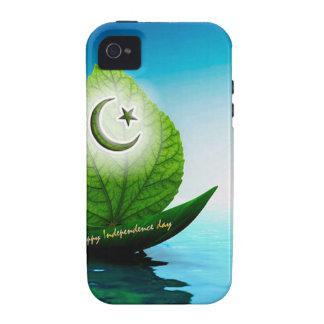 pakistan flag art jpg Case-Mate iPhone 4 covers