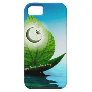 pakistan flag art jpg iPhone 5/5S cover