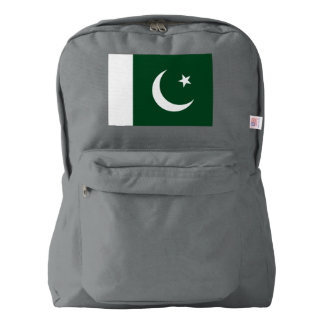 Pakistan Flag Backpack
