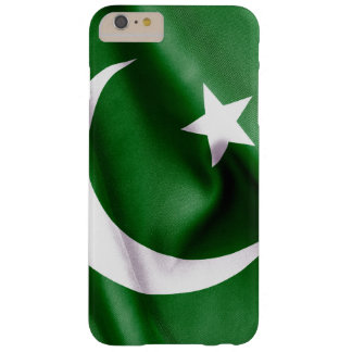 Pakistan Flag Barely There iPhone 6 Plus Case