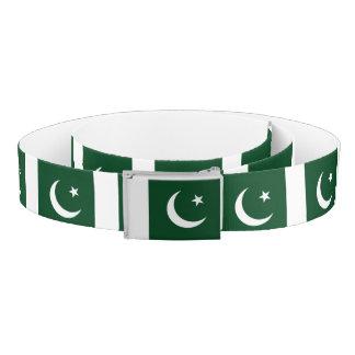 Pakistan Flag Belt
