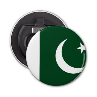 Pakistan Flag Bottle Opener