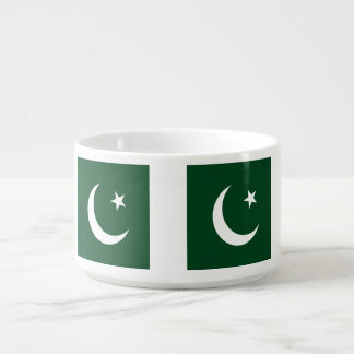 Pakistan Flag Bowl