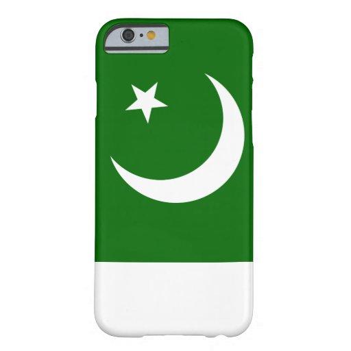 Pakistan Flag iPhone 6 Case