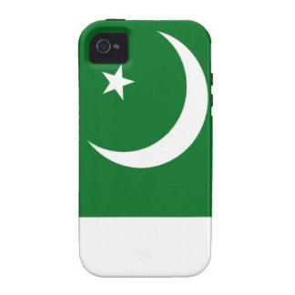 Pakistan Flag iPhone 4/4S Cases