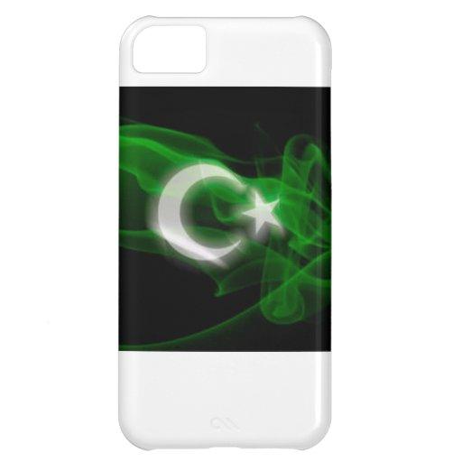 Pakistan Flag iPhone 5C Covers