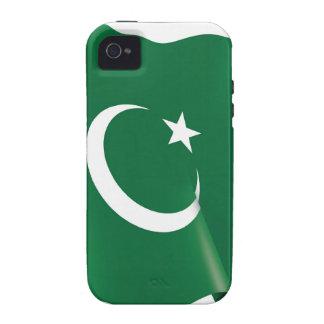 Pakistan-Flag-hd-Wallpaper jpg Case-Mate iPhone 4 Case