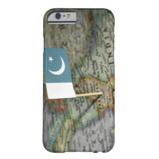 Pakistan flag in map barely there iPhone 6 case