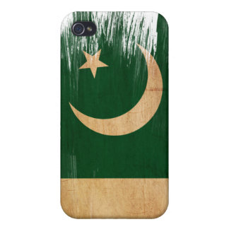 Pakistan Flag iPhone 4/4S Cover