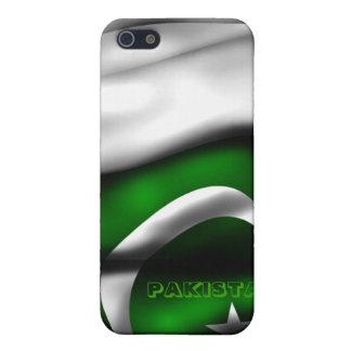 Pakistan Flag Iphone 4/4S Speck Case iPhone 5 Cases