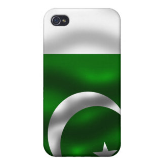 Pakistan Flag Iphone 4 4S Speck Case iPhone 4 Covers