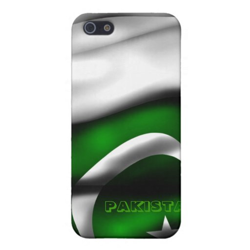 Pakistan Flag Iphone 4/4S Speck Case Cases For iPhone 5