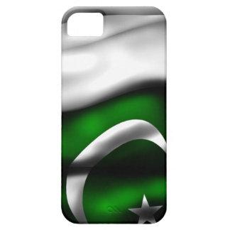 Pakistan Flag Iphone 5 Case-Mate Case