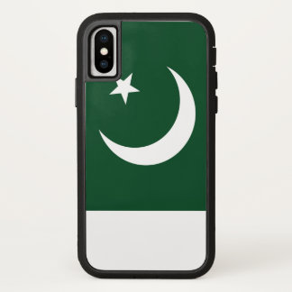 Pakistan Flag iPhone X Case